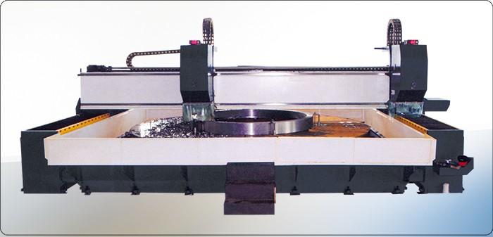 浙江GZD系列大型龙门移动式高速数控钻床